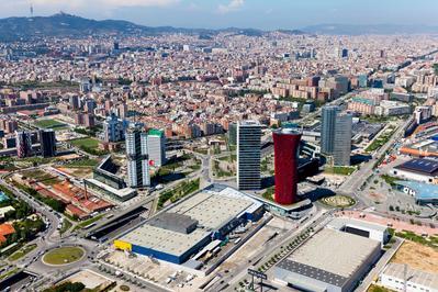 Hotels in L'Hospitalet de Llobregat
