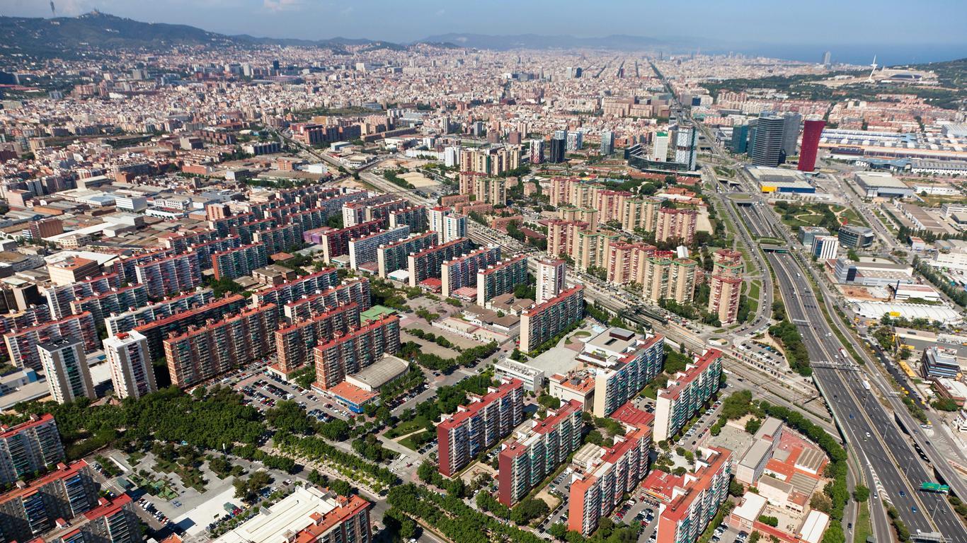 Coches de alquiler en Hospitalet de Llobregat
