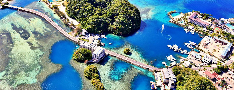 Wypożyczalnie samochodów Palau