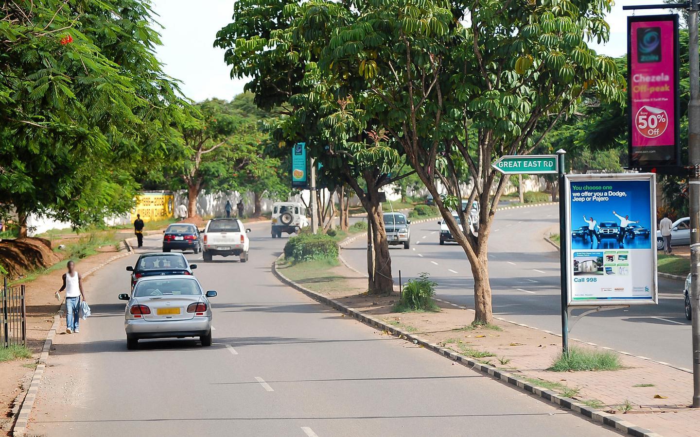 Lusaka hotellia