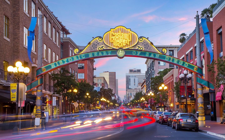 San Diego hotell