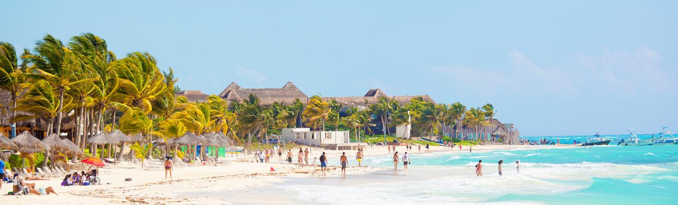 Playa del Carmen hotellia