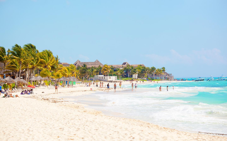 Ξενοδοχεία στην πόλη Playa del Carmen