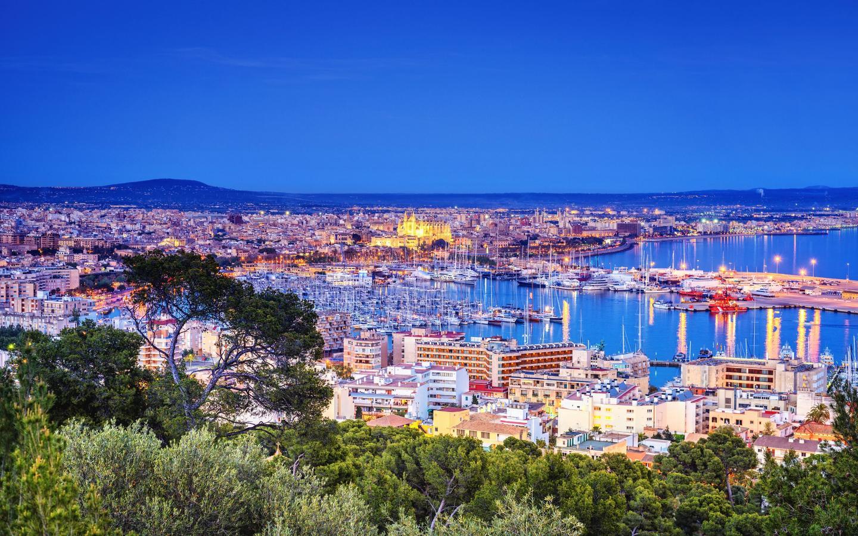 Palma de Mallorca hoteller
