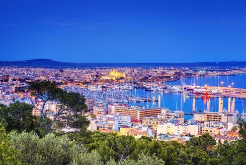 Oferty hoteli w: Palma de Mallorca