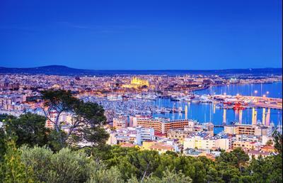 hotéis em Palma de Maiorca