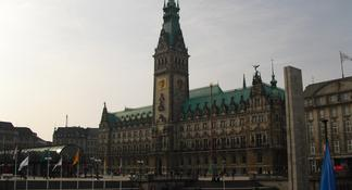 Guided Hamburg City Bike Tour