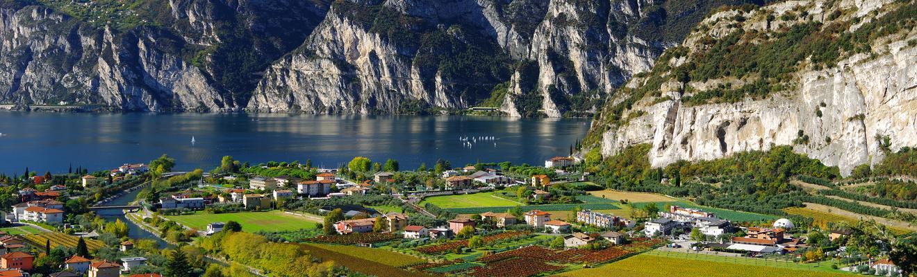 Ξενοδοχεία στην πόλη Riva del Garda
