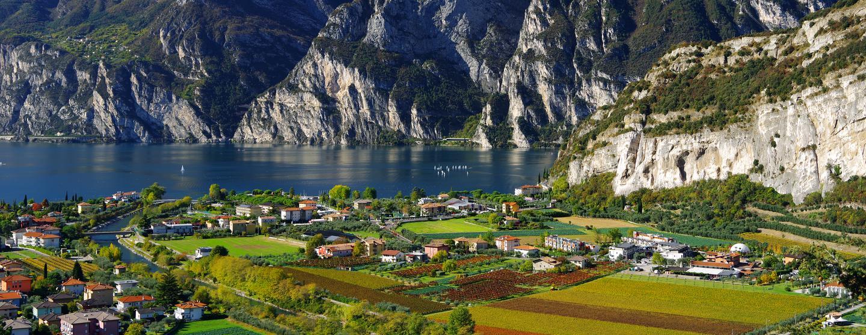 Παραθαλάσσια ξενοδοχεία σε Riva del Garda