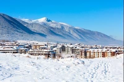 Ξενοδοχεία στην πόλη Μπάνσκο