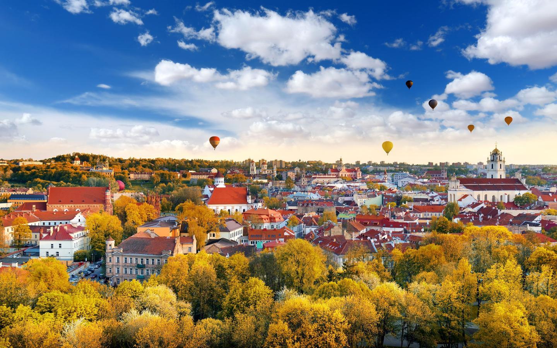 Vilnius hotels