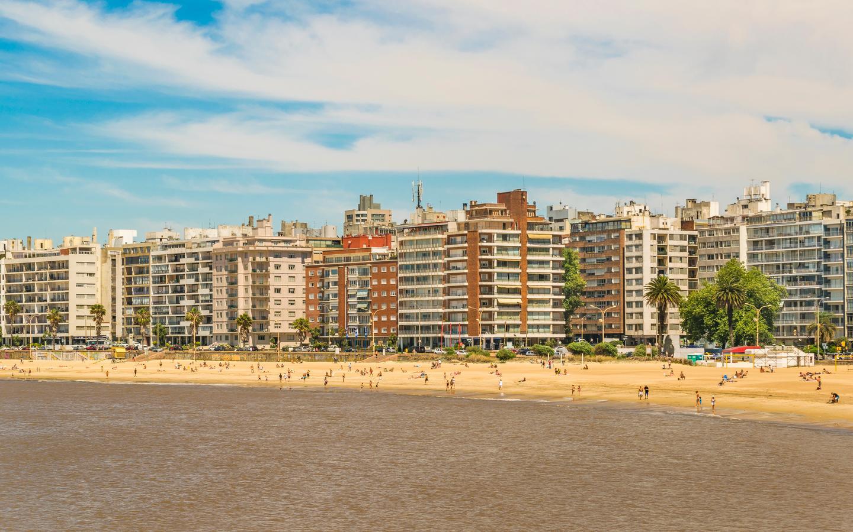 Montevideo hotels