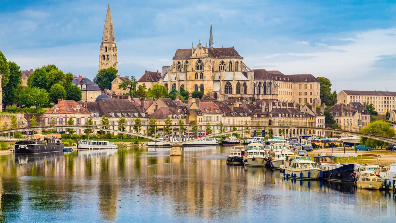 Location de voitures à Auxerre
