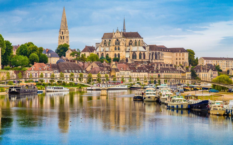 Hoteles en Auxerre