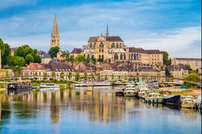 Hôtels à Auxerre
