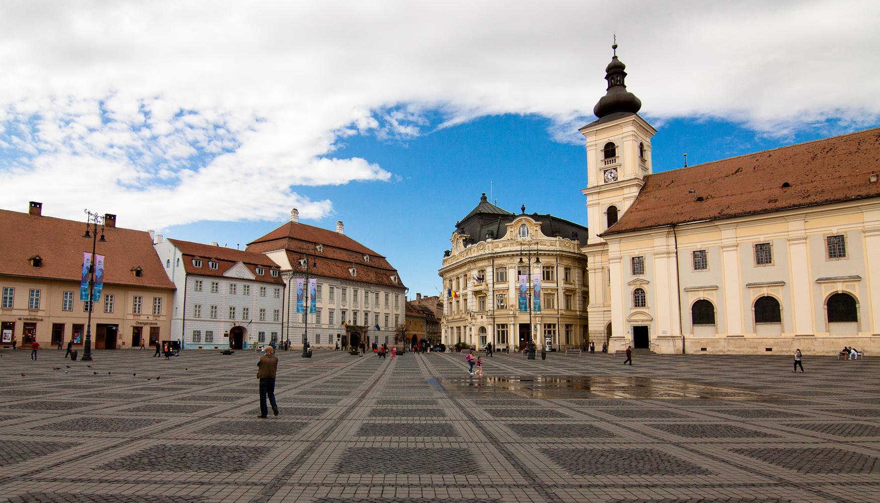 Car hire at Sibiu Airport