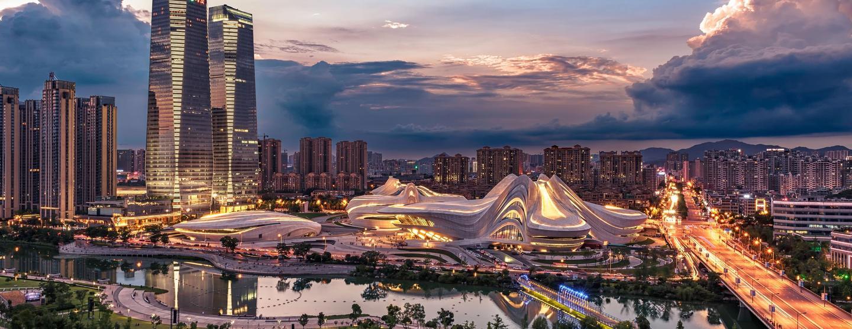 Spa-hotell i Changsha
