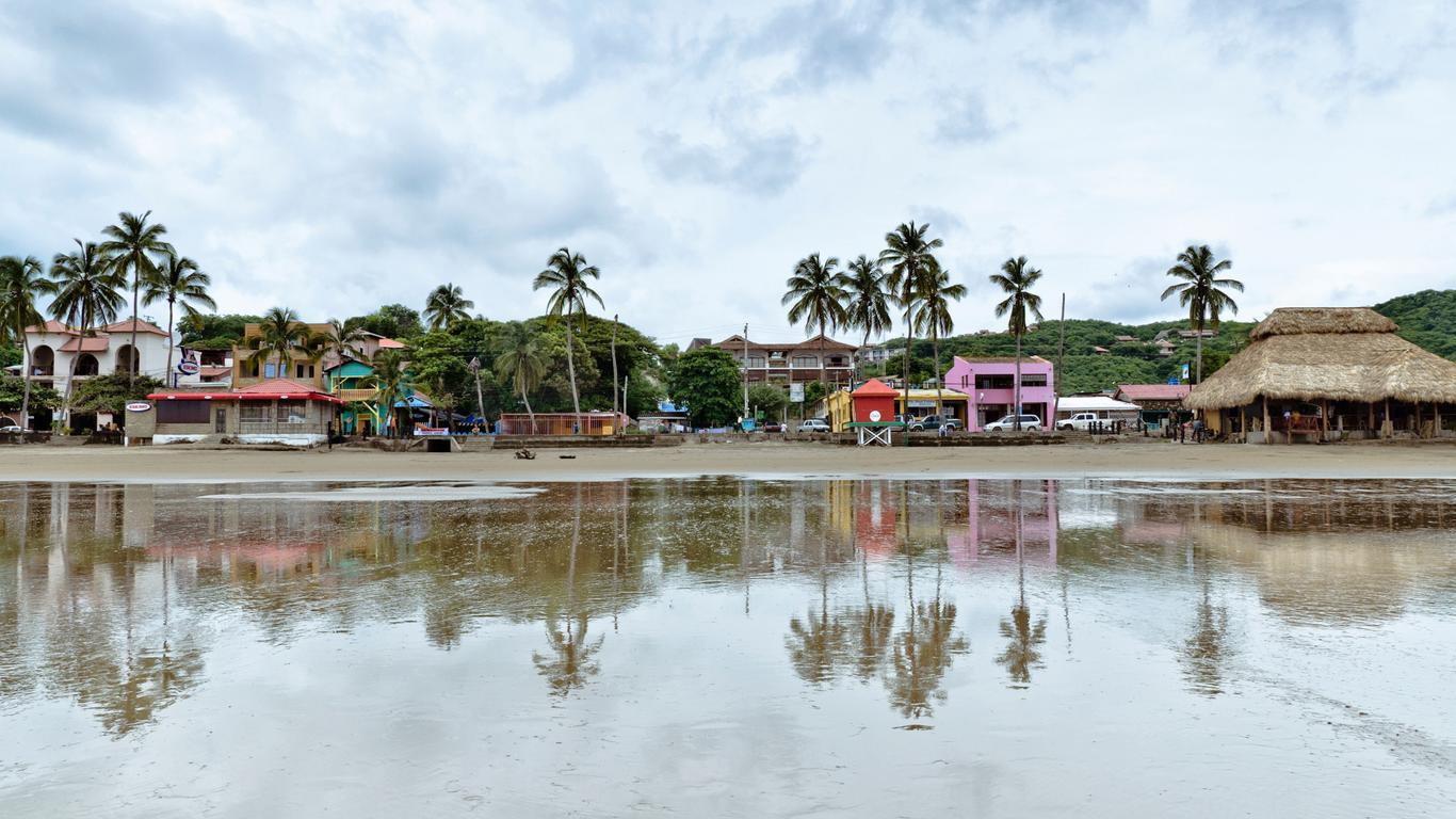 Renta de autos en San Juan del Sur