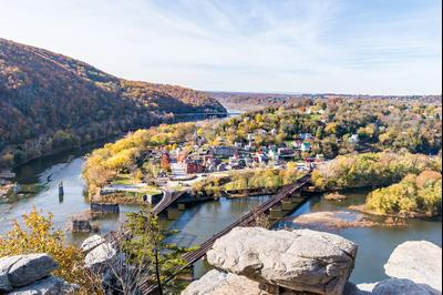 Harpers Ferry hoteles