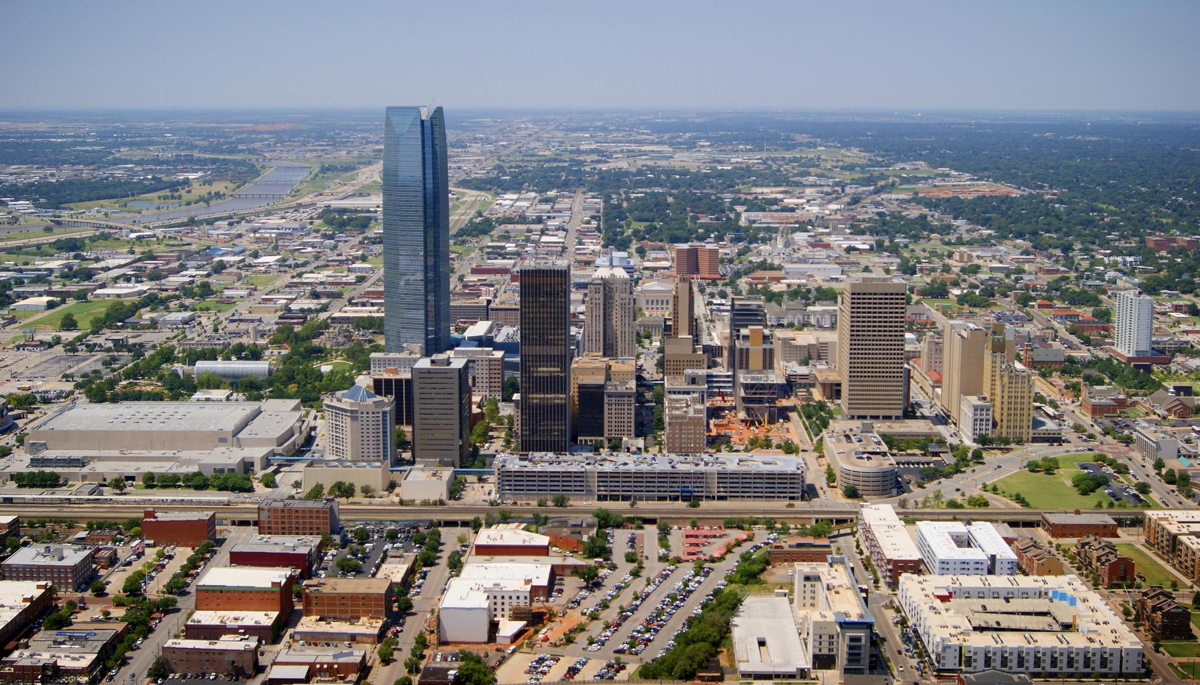 Car hire at Oklahoma City Will Rogers World Airport
