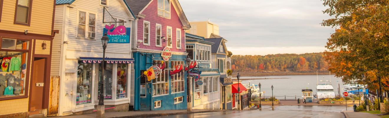 Khách sạn ở Bar Harbor