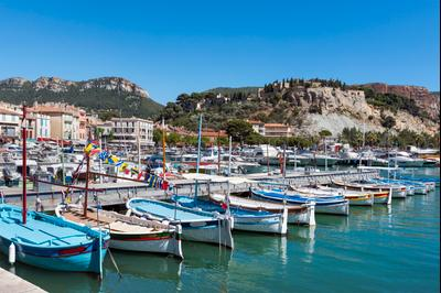 Cassis hoteles