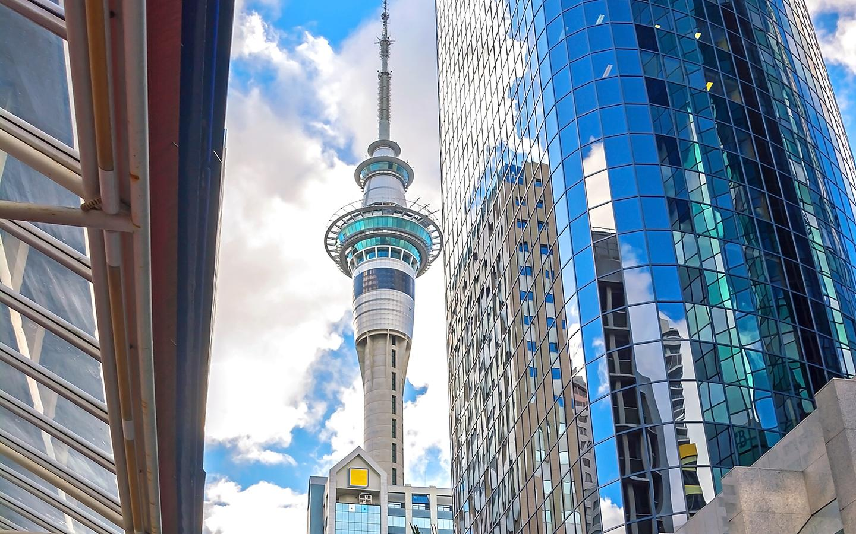 Auckland hoteles