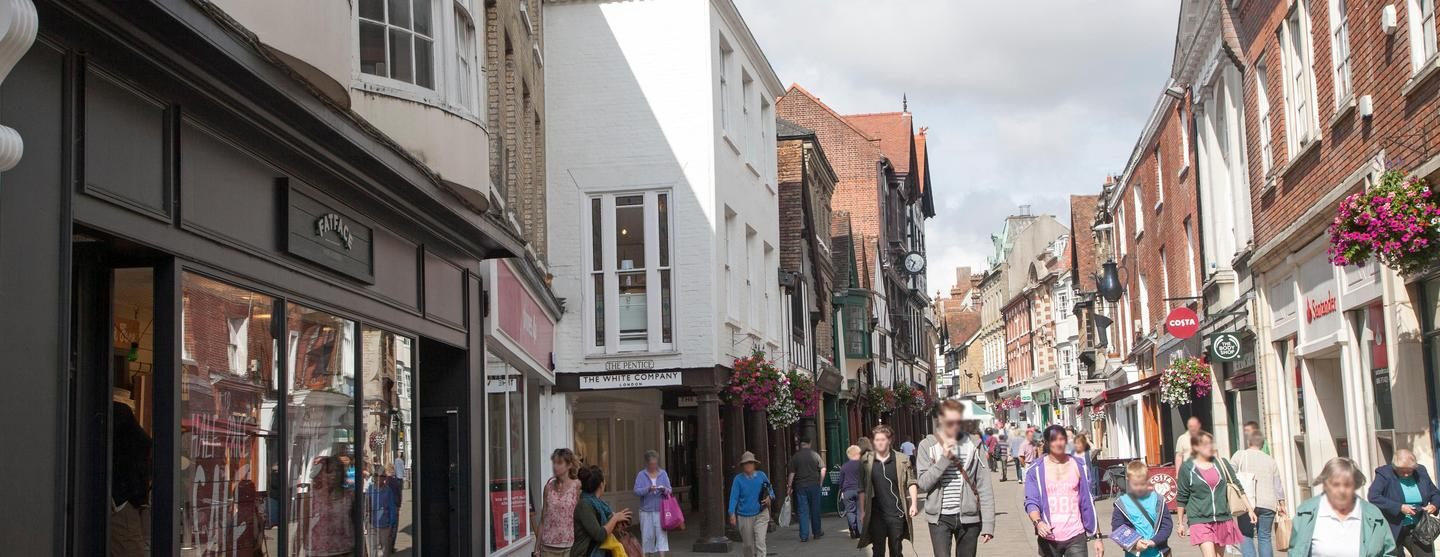 Winchester Pet Friendly Hotels