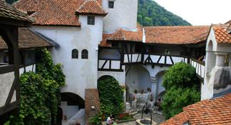 Dracula Castle & Brasov: Private Tour