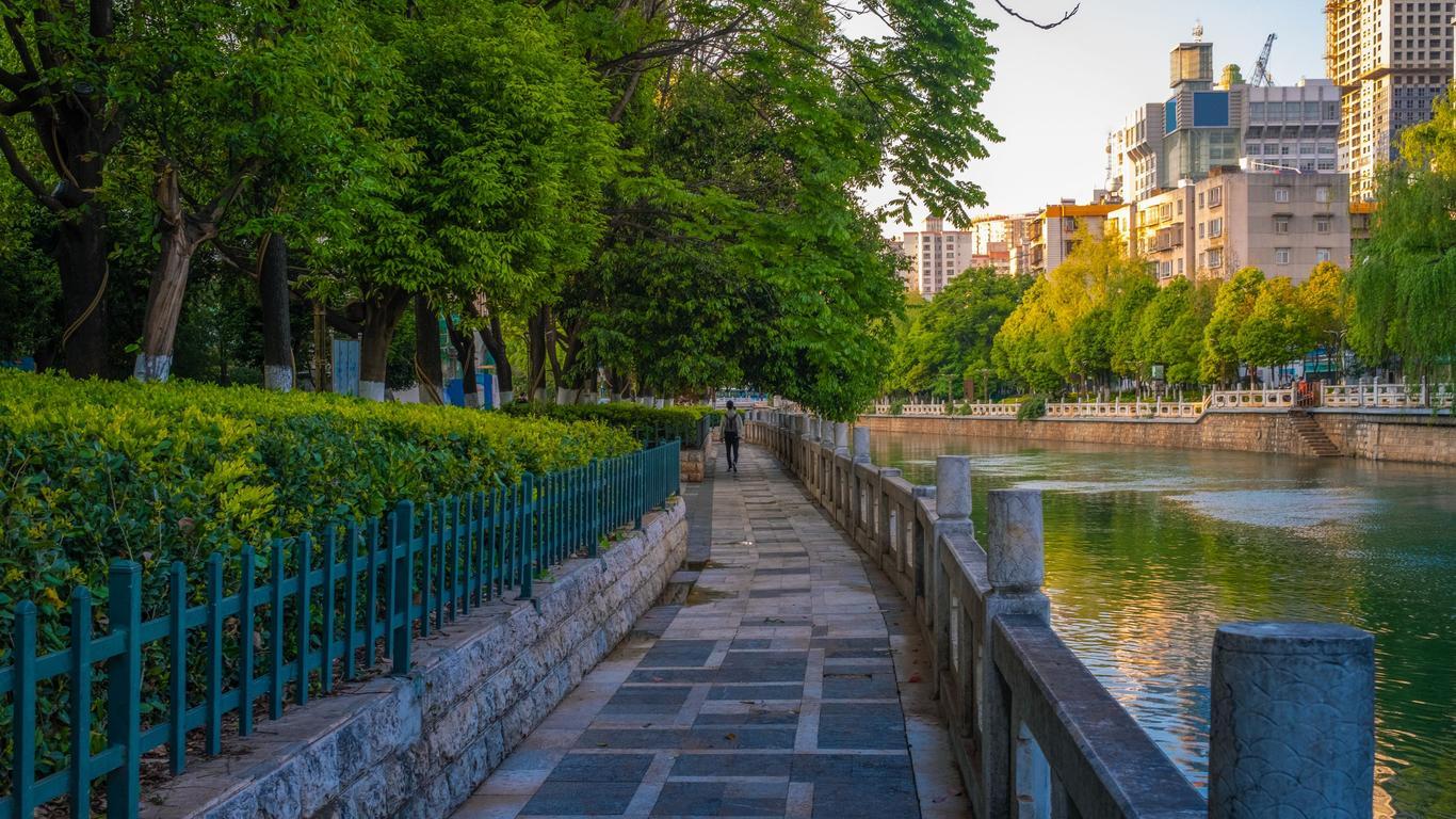 Coches de alquiler en Kunming