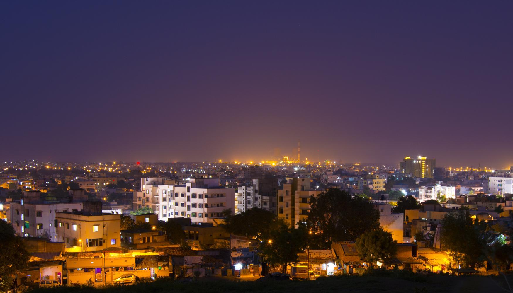 Alquiler de coches en Aeropuerto Nagpur Dr. Babasaheb Ambedkar Intl