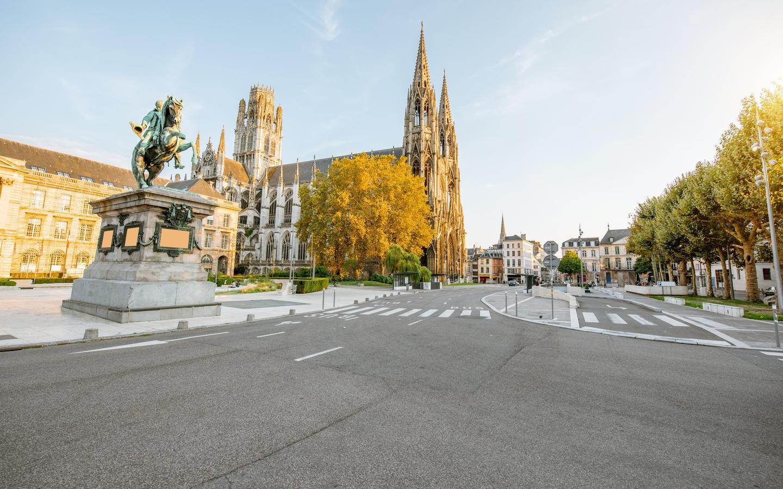 Rouen hotels
