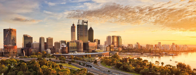 Autonvuokraukset Perth lentokenttä