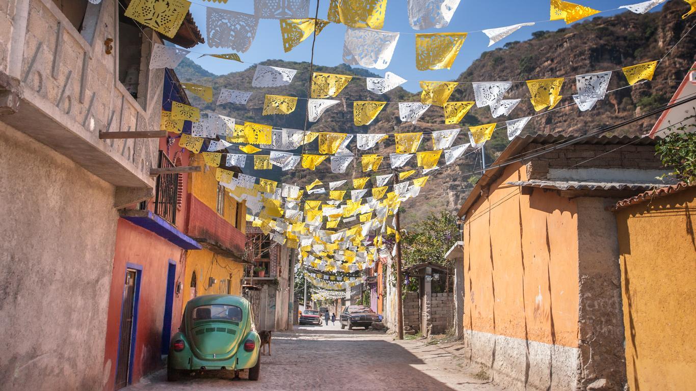 Renta de autos en San Cristóbal de las Casas