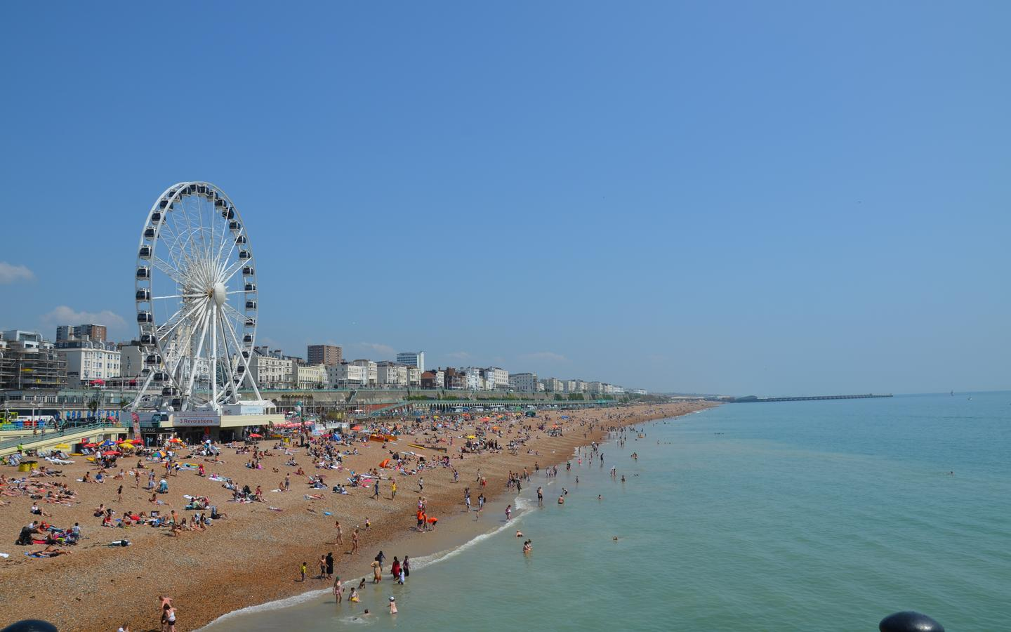 Brighton hotellia