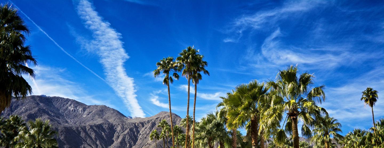 Palm Springs Car Hire