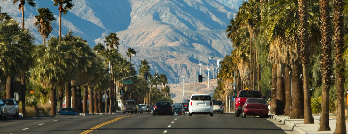 Palm Springs budget hotels