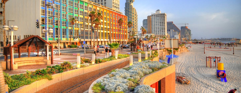 Tel Aviv kylpylähotellit