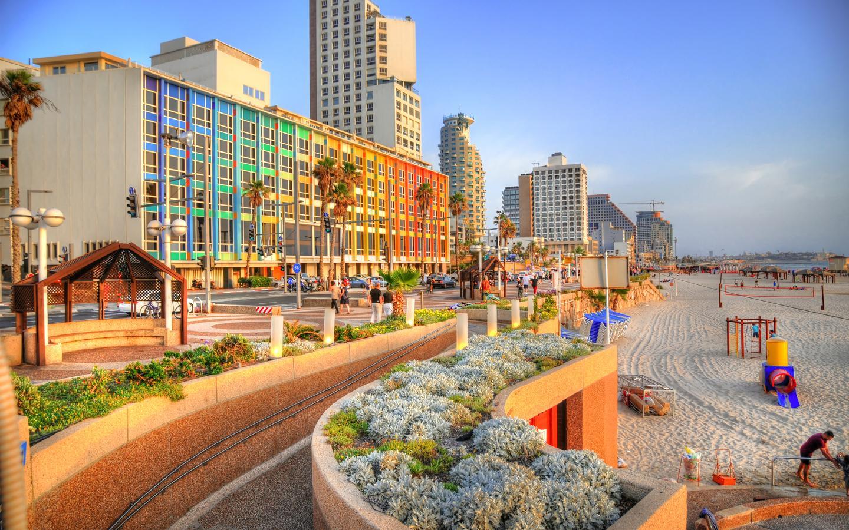 Hotéis em Tel Aviv