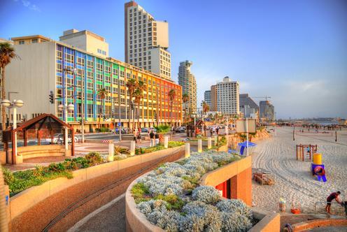 Ofertas de hotéis em Tel Aviv