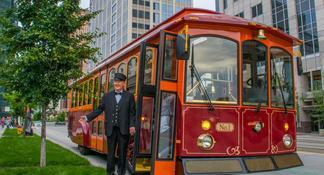 Salt Lake City Bus Tour with 30-minute Tabernacle Organ Recital