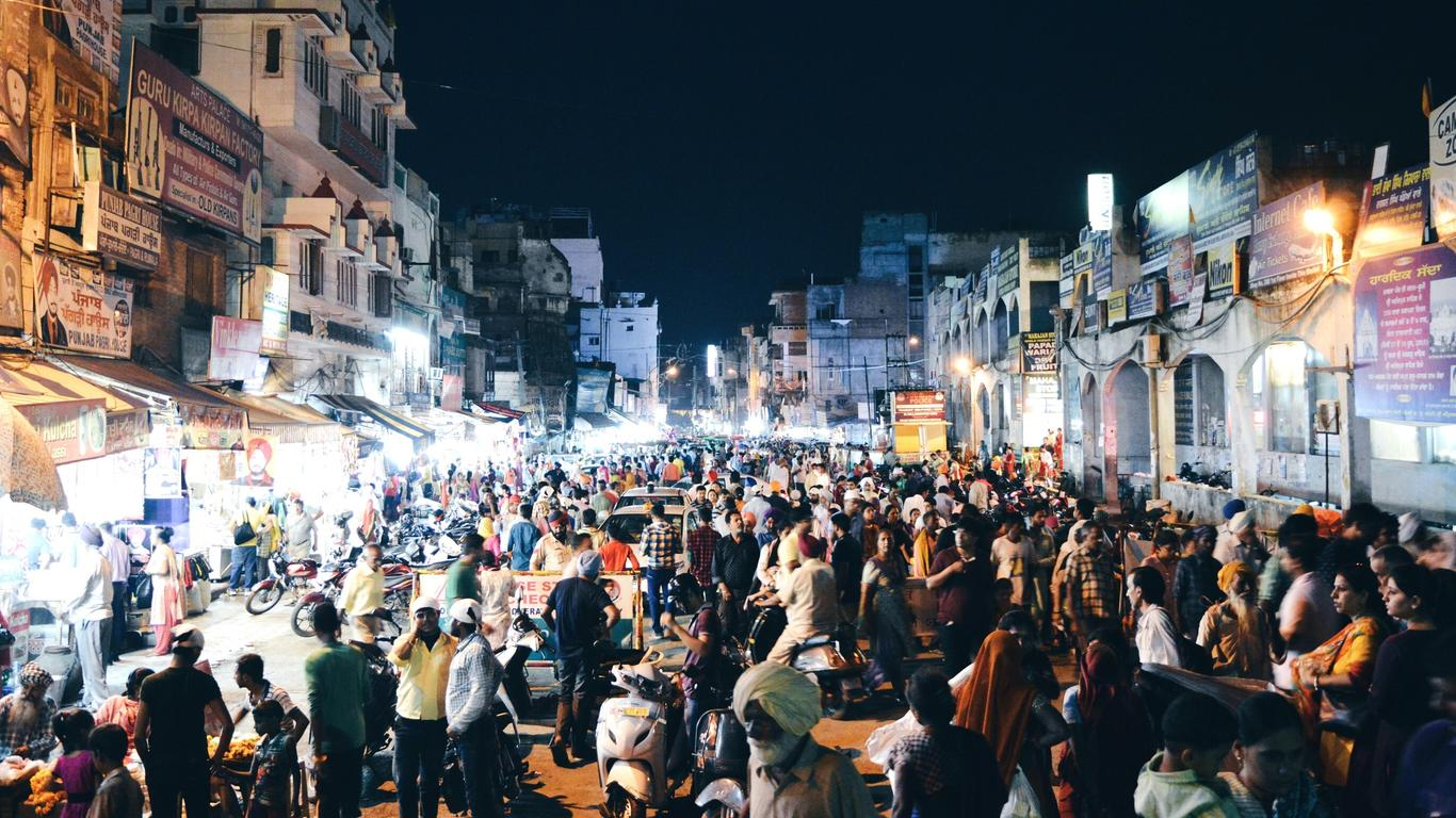 Amritsar autoverhuur