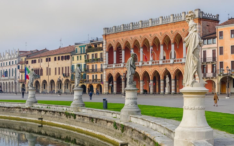 Padua hoteles