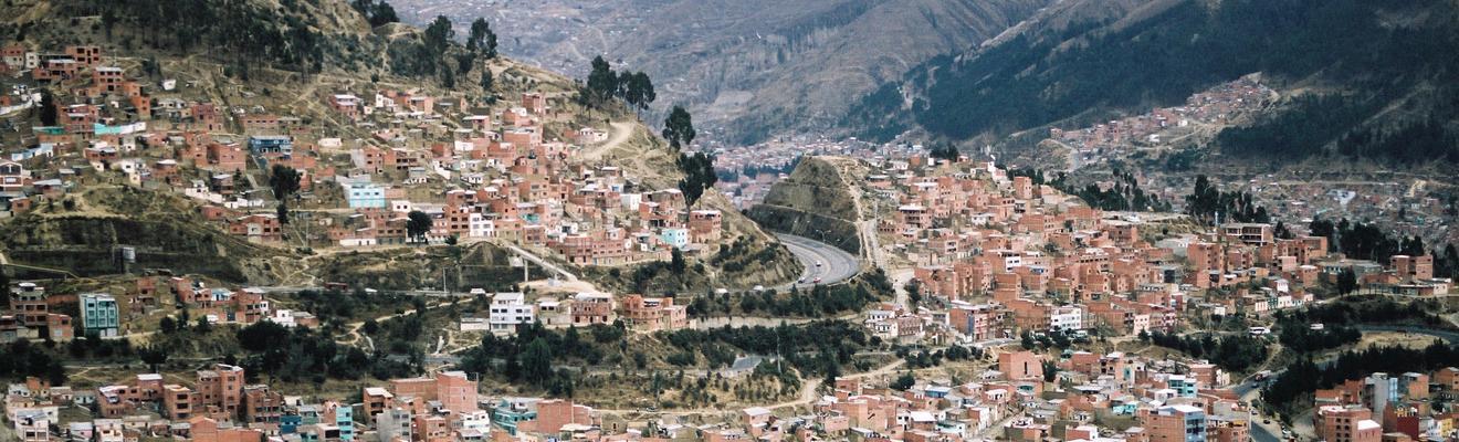 La Paz hotellia