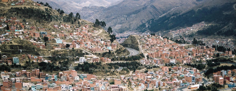 拉巴斯 El Alto Intl租車