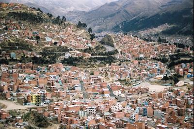 Ξενοδοχεία στην πόλη Λα Παζ