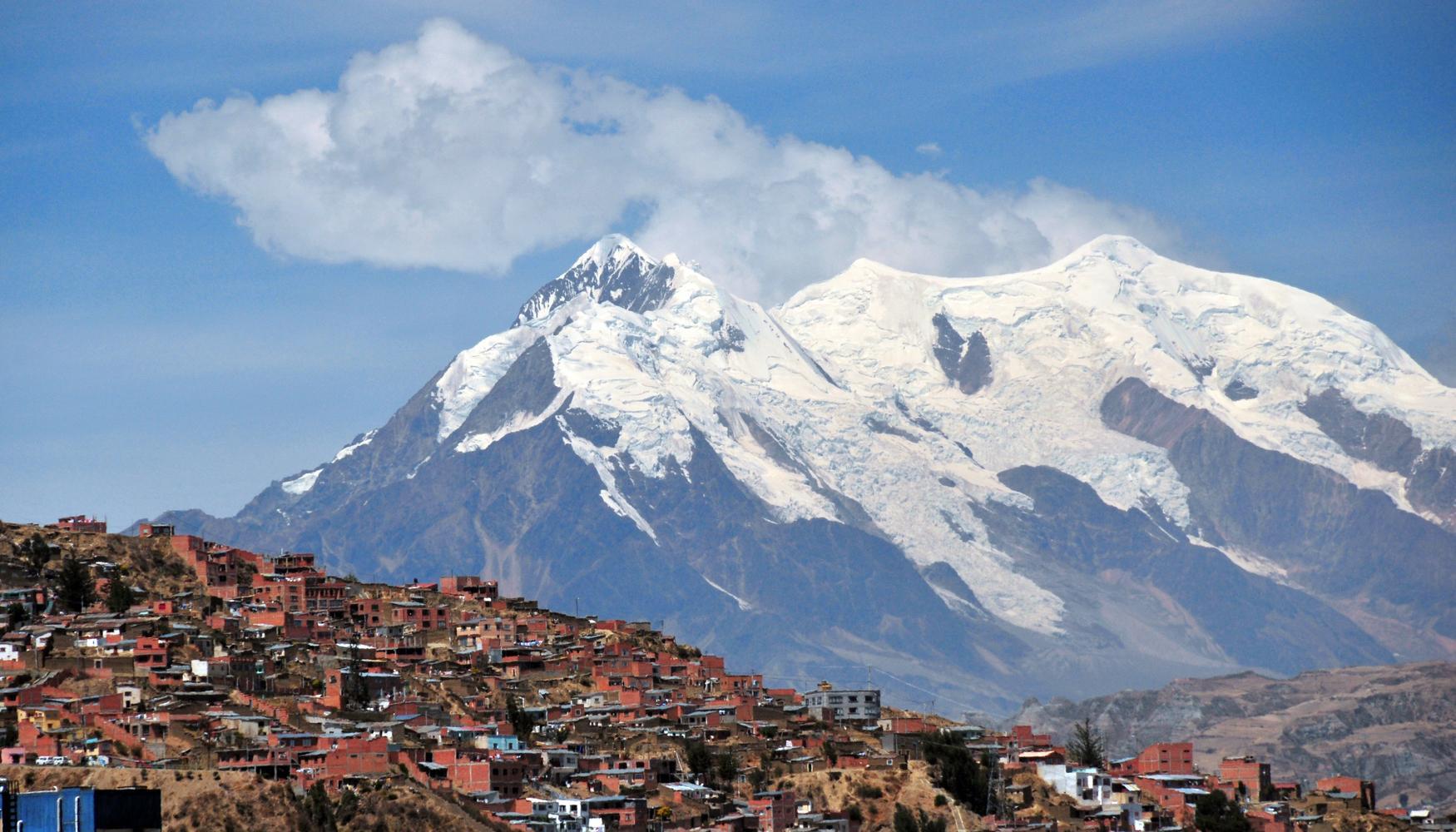 Hyrbilar på La Paz El Alto Intl flygplats