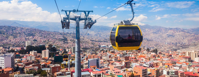 Spa-hotell i La Paz