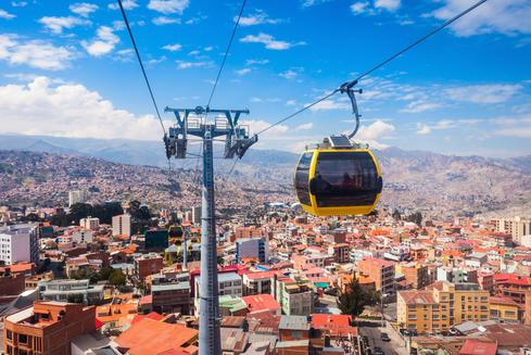 Deals for Hotels in La Paz