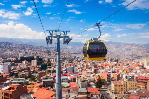 Promo Hotel di La Paz